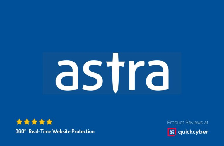 This is why Astra Security is a must have security plugin